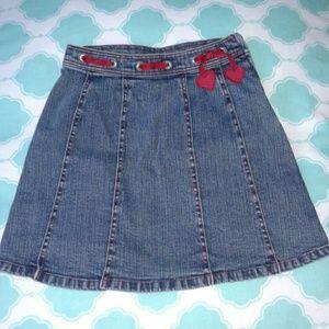 Gymboree Denim Skirt